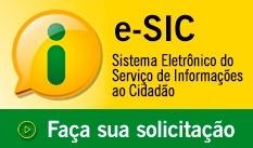 e-SIC - Sistema Eletrônico do Serviço de Informações ao Cidadão
